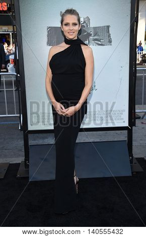LOS ANGELES - JUL 19:  Teresa Palmer arrives to the