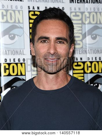 LOS ANGELES - JUL 22:  Nestor Carbonell arrives to the Comic Con 2016 -