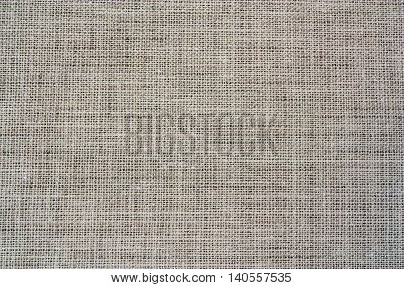 Natural Linen Gray Bright Material  Background