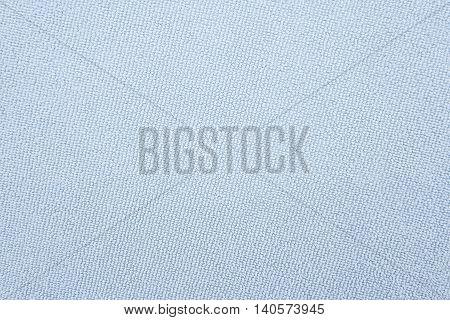 Light Blue Microfiber Texture Background