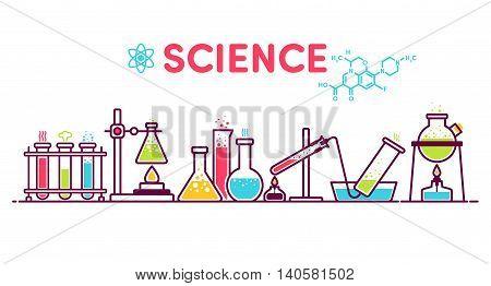 Illustration Science