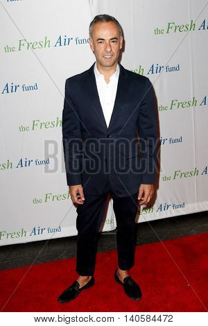 NEW YORK-MAY 29: Designer Francisco Costa attends the Fresh Air Fund Spring Gala Salute at Pier Sixty at Chelsea Piers on May 29, 2014 in New York City.
