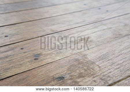 background wooden  soft focus with oblique style