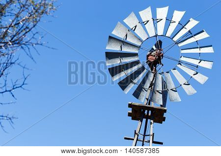 The Windmill Turns - Cradock is a town in the Eastern Cape Province of South Africa in the upper valley of the Great Fish River 250 kilometres by road northeast of Port Elizabeth.