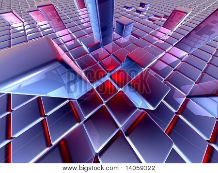 Red Geometry