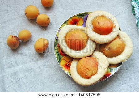 Cookies With Apricots