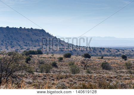 Beautiful Mountain - Cradock Landscape