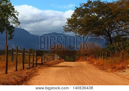 Brazilian semiarid region - Northeastern Hinterland