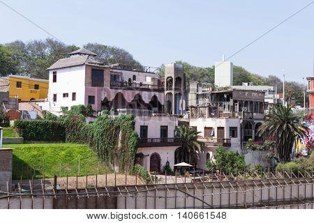 Barranco, Lima Peru