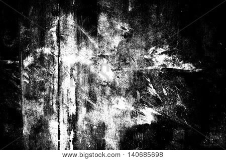 Black And White Grunge Texture Background,texture Can Montage With Photo To Get Retro Feeling