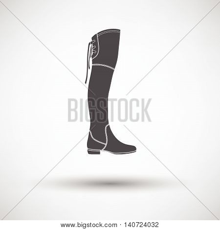 Hessian Boots Icon