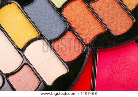 Assorted Eyeshadows