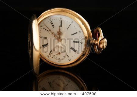 Old Golden Watch