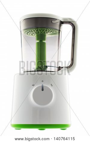 Combined Steamer and Blender mechanism for cooking baby meals
