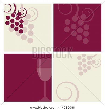Wine brochure