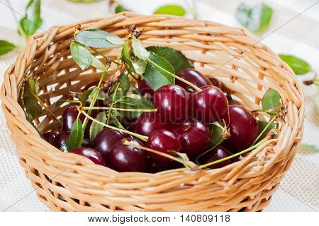 Juicy cherry is a wonderful dessert on a hot summer afternoon. Unlike ice cream and candy are not put off in the form of extra folds at waist and will provide the body with useful substances.