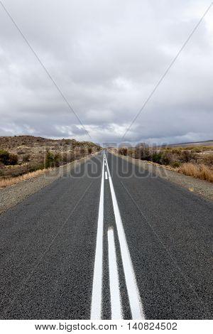 On The Way - Fraserburg Landscape