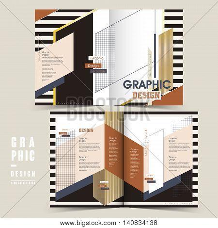 Modern Bi-fold Brochure
