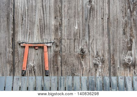 Small Wooden Torii Gate