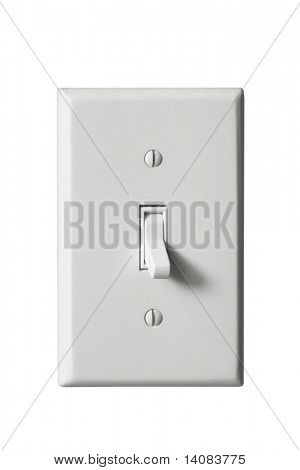 Light Switch (Isolated)