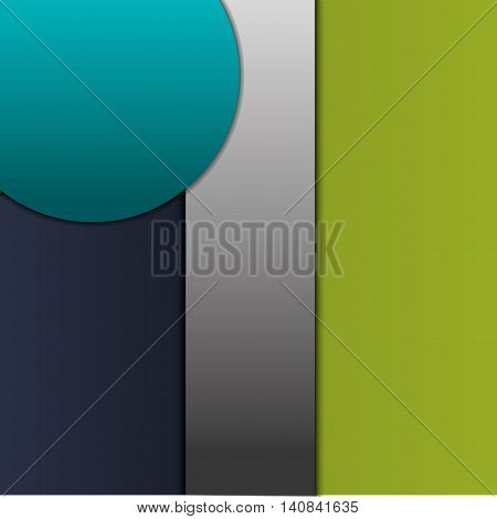 design geometric shapes 3d background icon vector illustration