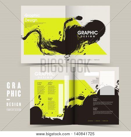 Trendy Bi-fold Brochure