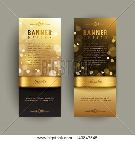 Gorgeous Banner Design