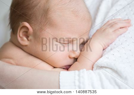 Sweet Dreams Of Newborn Baby