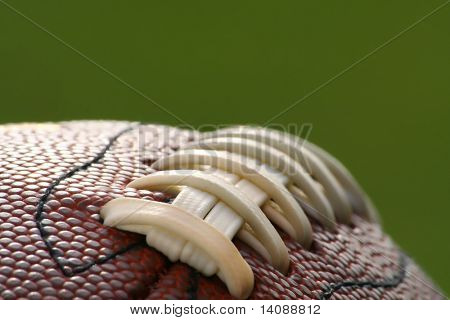 Close-up of a Football