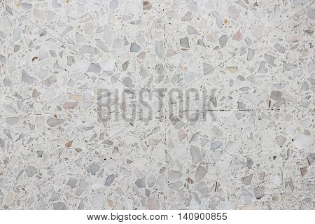 Stone wall texture,Terrazzo Marble surface floor for background