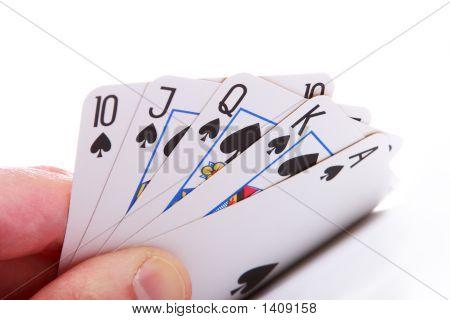 Winning Poker Hand