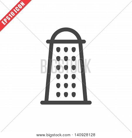 Vector Illustration Of Grater Icon