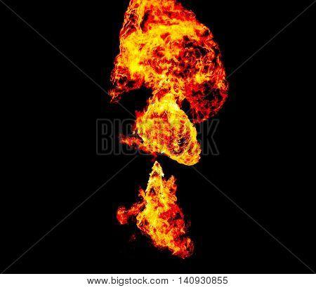 Human Torch Fiery Motion