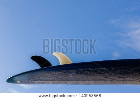 Surfboard Tail Fins