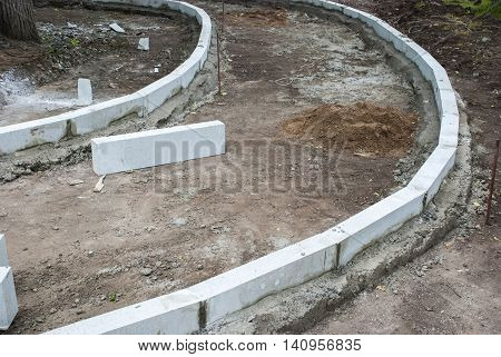Construction Of A Path