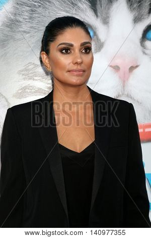 LOS ANGELES - AUG 1:  Rachel Roy at the