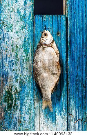 Drying Of Fish