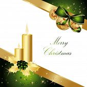 stock photo of merry christmas  - Merry Christmas background - JPG