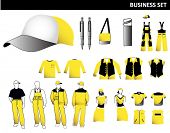 business clothes set
