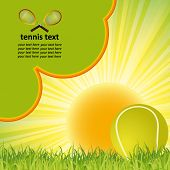 pic of deuce  - tennis poster - JPG