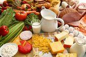pic of vegetable food fruit  - Variety of foods - JPG