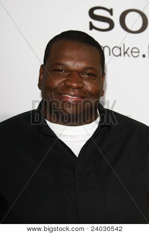 LOS ANGELES - APR 12: Kelvin Brown at the World Premiere of 'Death At A Funeral' held at the Arclight Theater in Los Angeles, California on April 12, 2010