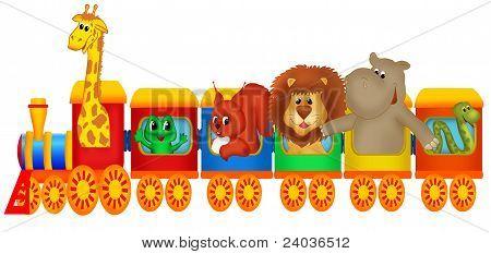 Merry train