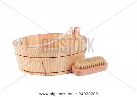 items for sauna and bath