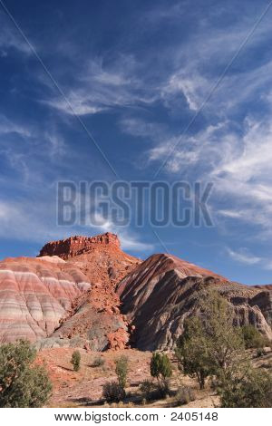 Clouds Over Paria Canyon
