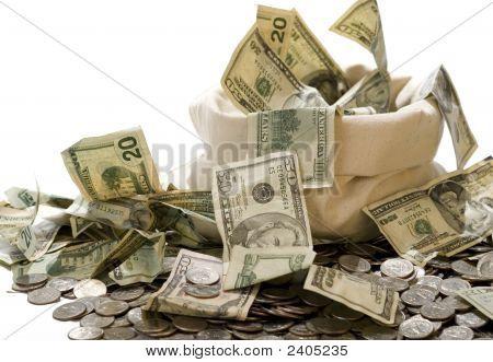 Money!  Money!  Money!