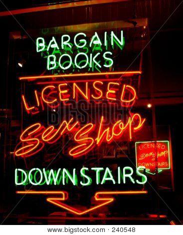 Sex Shop Neon
