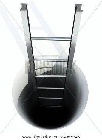 stell ladder