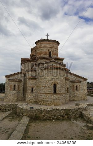Macedonian Orthodox Monastery