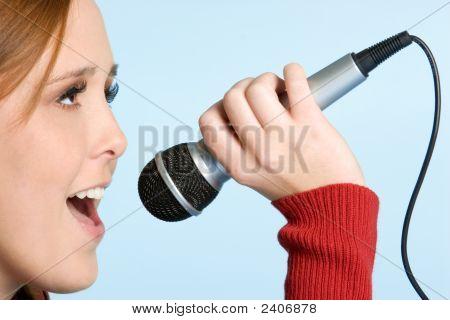 Female Singing Artist